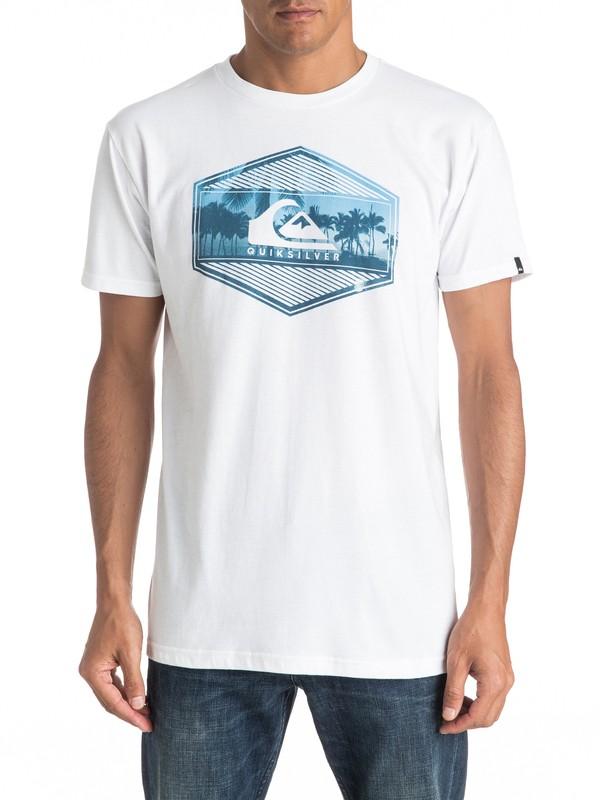 0 Retox - T-Shirt  AQYZT04403 Quiksilver