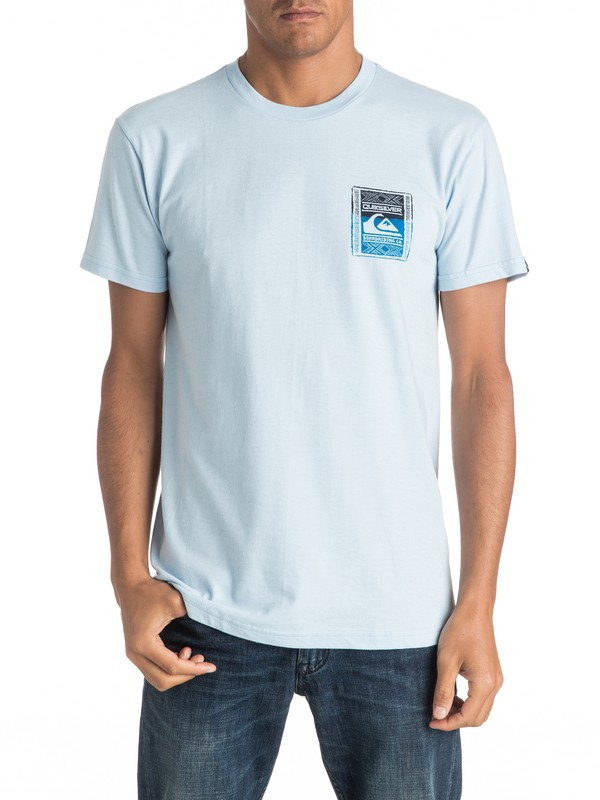 0 Walled Up - T-Shirt  AQYZT04405 Quiksilver