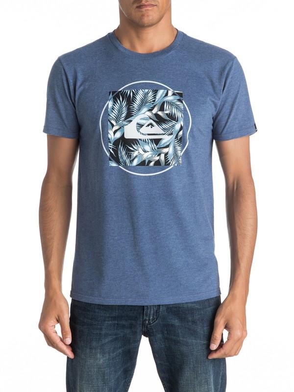 0 Peak Rock - T-Shirt  AQYZT04416 Quiksilver