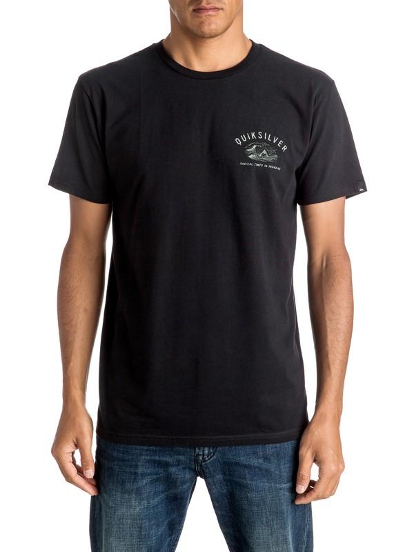 0 Kyoto - T-Shirt  AQYZT04418 Quiksilver
