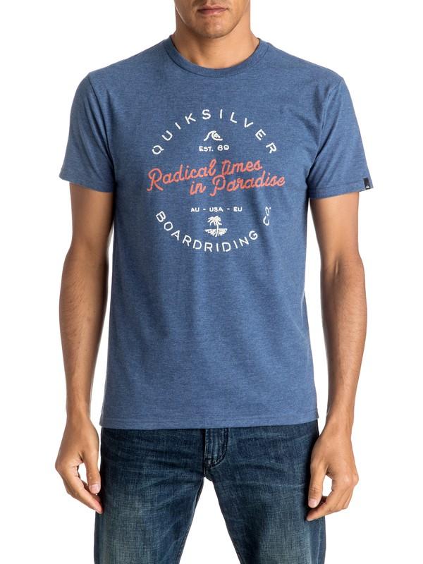 0 Camiseta Fader Creek  AQYZT04422 Quiksilver