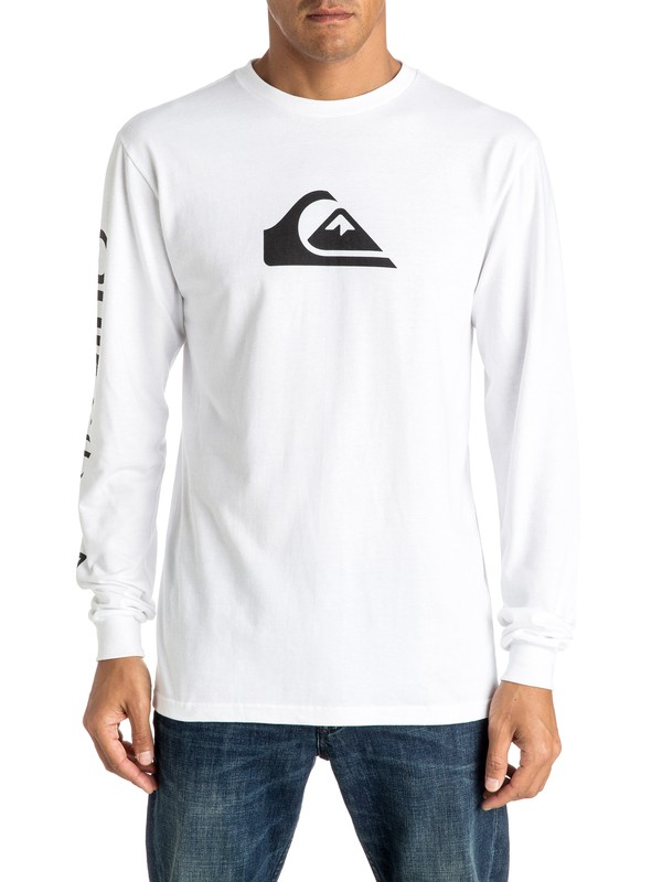 0 Mountain Wave Long Sleeve Tee  AQYZT04428 Quiksilver