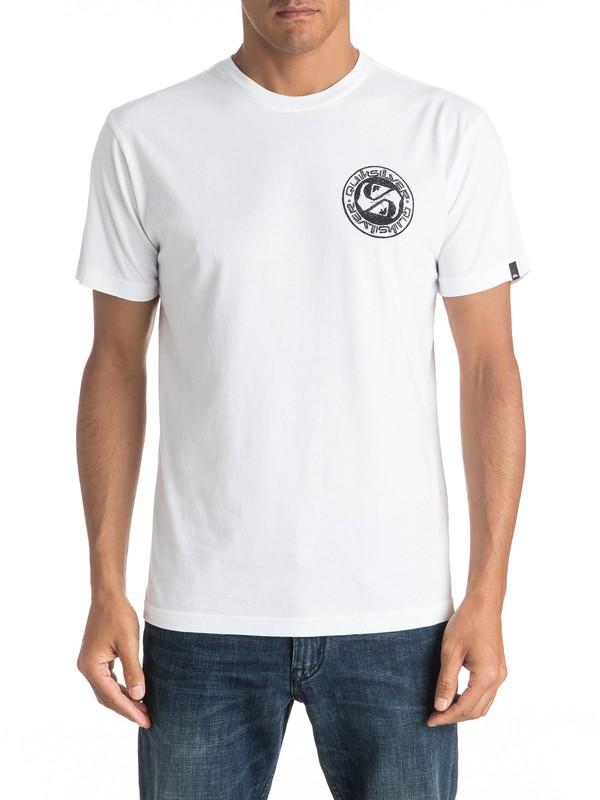 0 Camiseta Balanced 69  AQYZT04430 Quiksilver