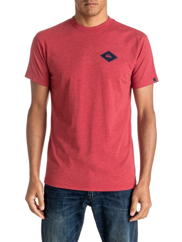 0 Diamond Days Tee  AQYZT04431 Quiksilver