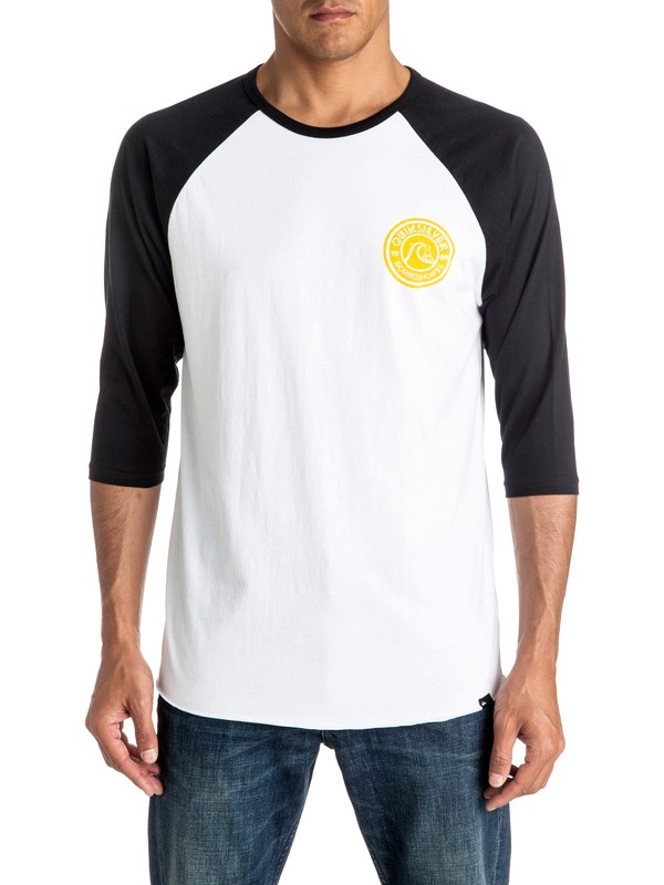 0 Wave Pool Raglan - T-Shirt  AQYZT04436 Quiksilver