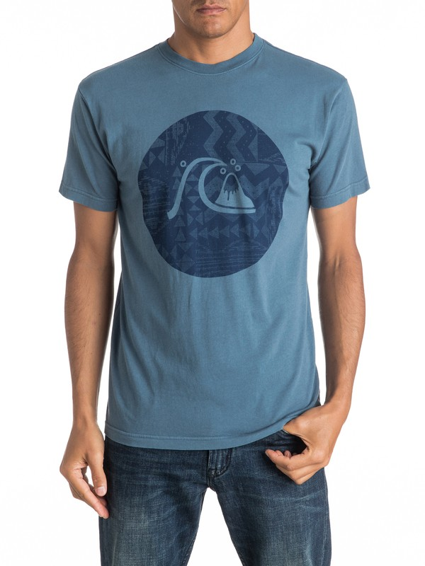 0 Circle Bubble - T-Shirt  AQYZT04448 Quiksilver