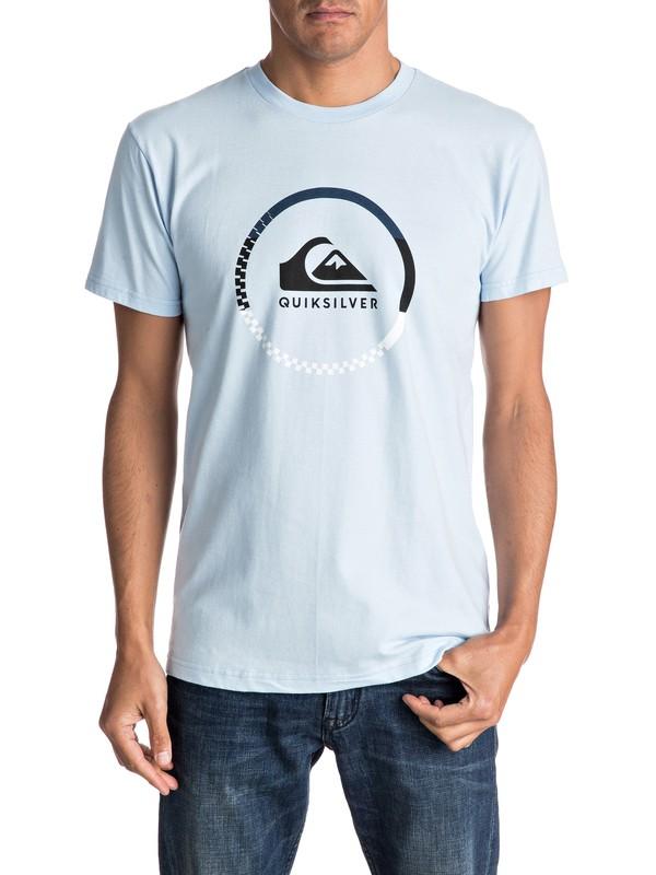0 Camiseta Blocked Logo Active  AQYZT04542 Quiksilver