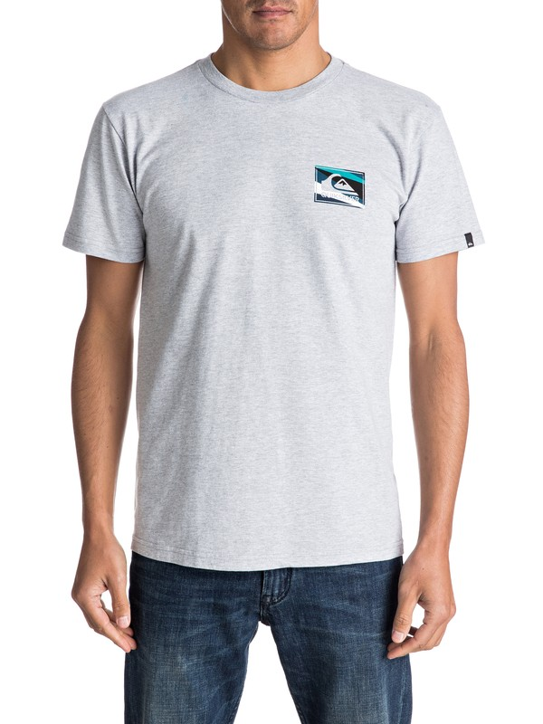 0 Camiseta Box Knife  AQYZT04544 Quiksilver