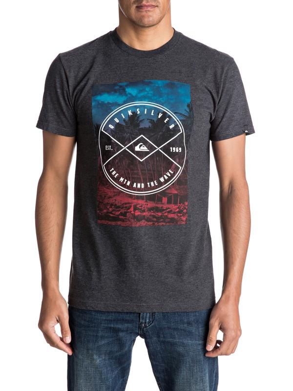 0 Camiseta Hide Place  AQYZT04550 Quiksilver