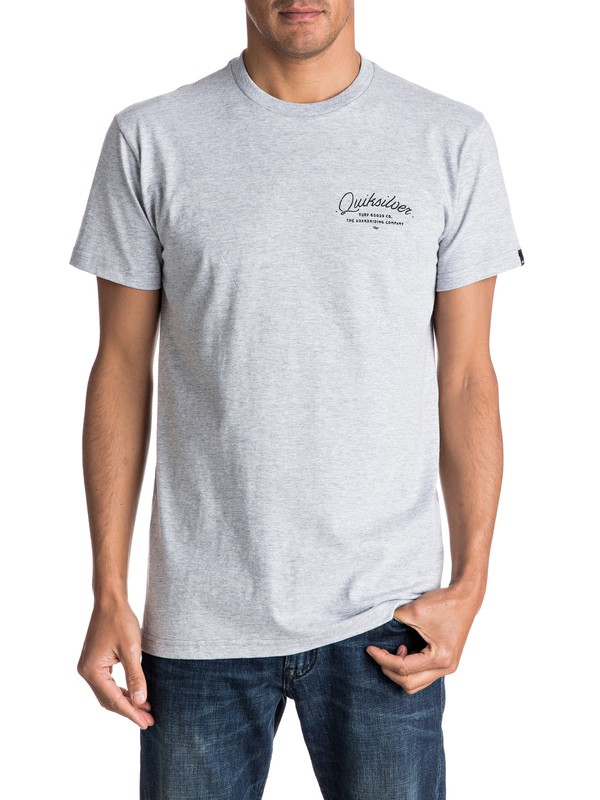 0 Camiseta Line Up And Down  AQYZT04552 Quiksilver
