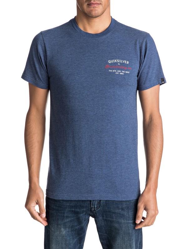 0 Camiseta T Street  AQYZT04555 Quiksilver
