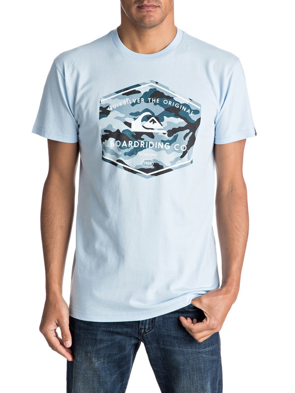 0 The Og Dos Tee  AQYZT04556 Quiksilver