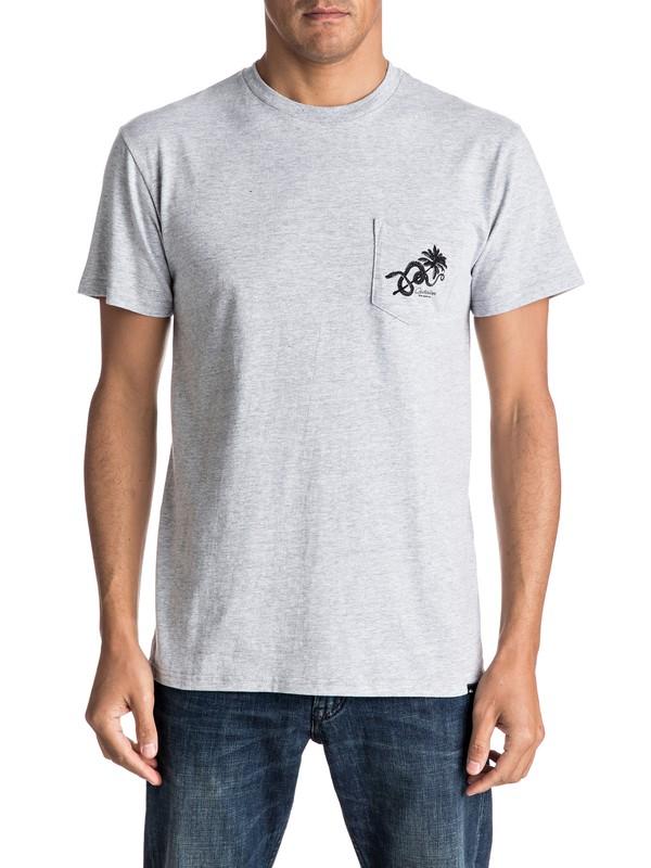 0 Camiseta Reptilia  AQYZT04560 Quiksilver