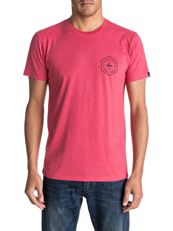 0 Camiseta 6Th Degree  AQYZT04561 Quiksilver