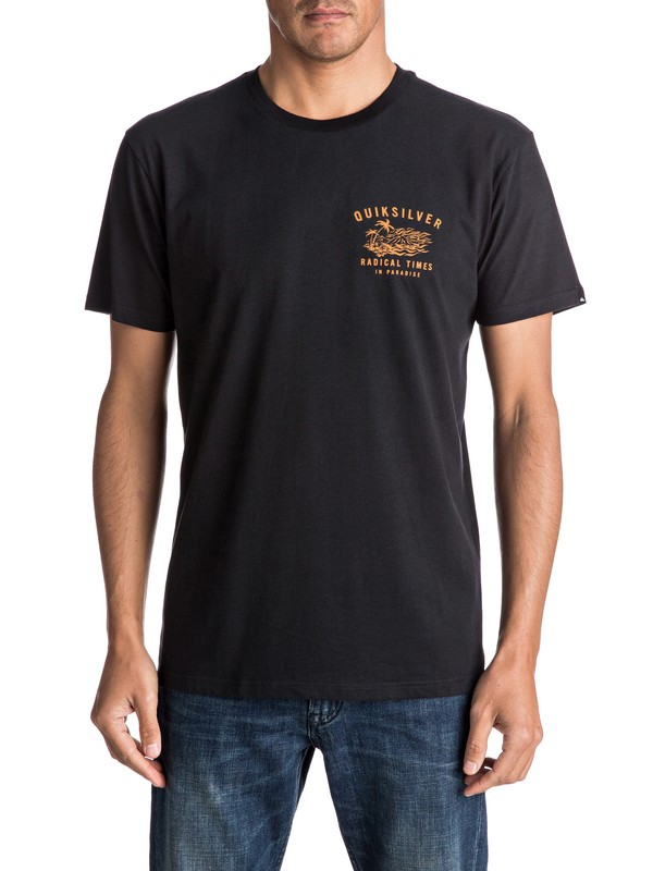 0 Flaming Dream Tee  AQYZT04562 Quiksilver