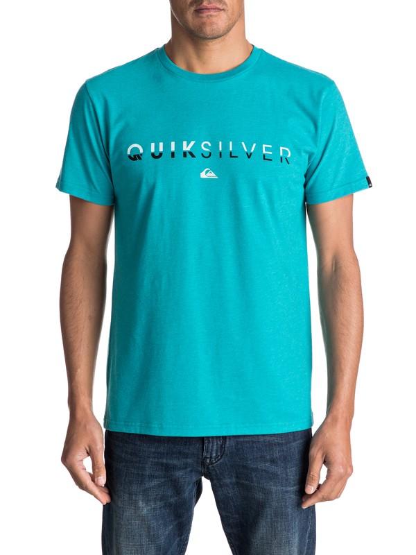 0 Line Up - T-Shirt  AQYZT04566 Quiksilver