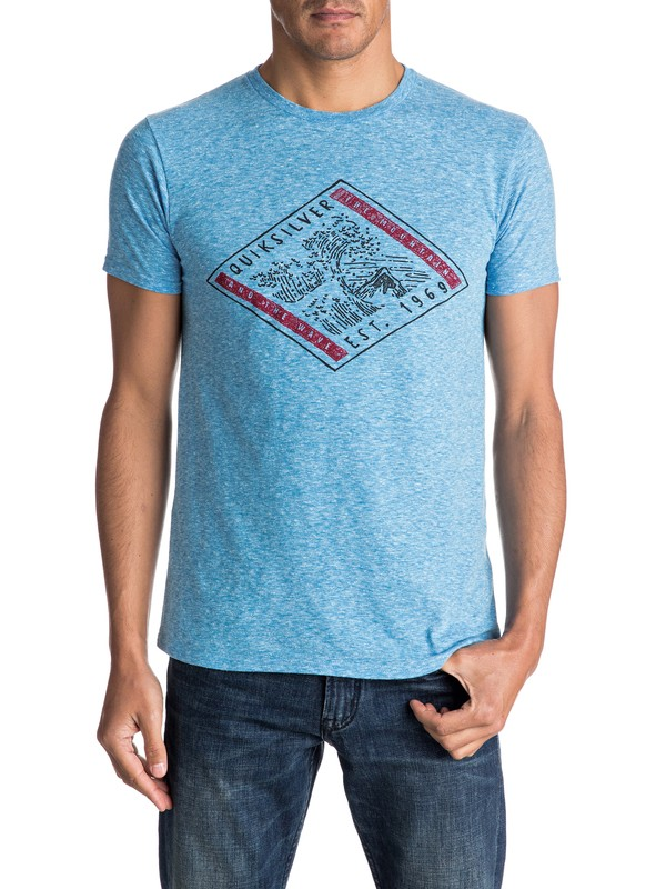 0 Rising Swell Tee  AQYZT04570 Quiksilver