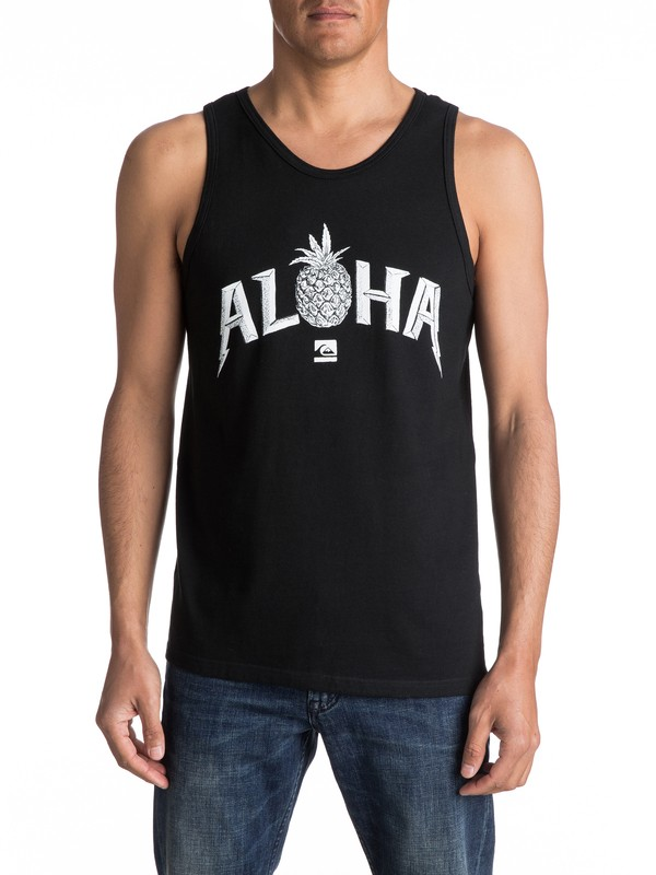 0 Aloha Pineapple - Vest  AQYZT04584 Quiksilver