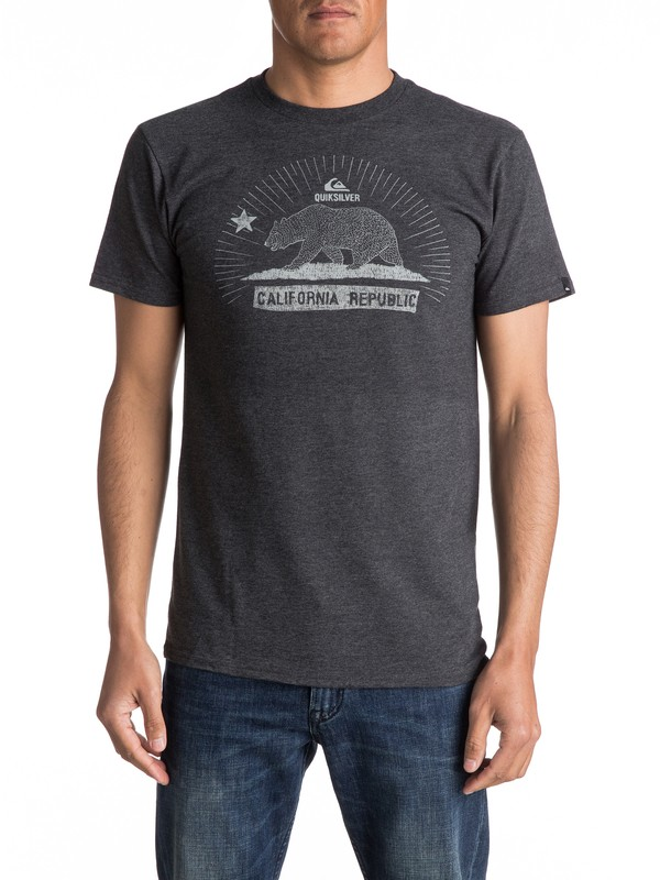 0 Bear Republic - T-Shirt  AQYZT04586 Quiksilver