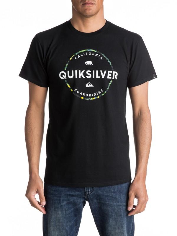 0 Ca Floral - T-Shirt  AQYZT04587 Quiksilver