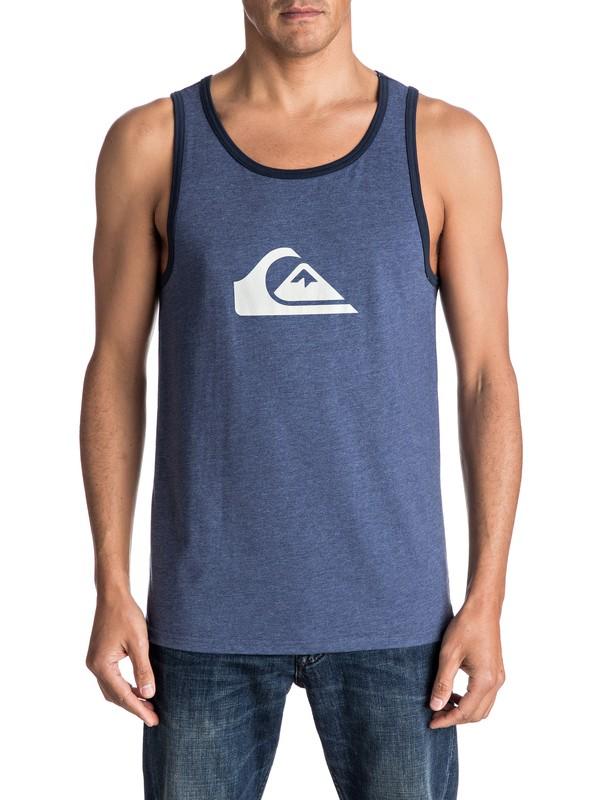 0 Mountain Wave Logo Tank  AQYZT04595 Quiksilver