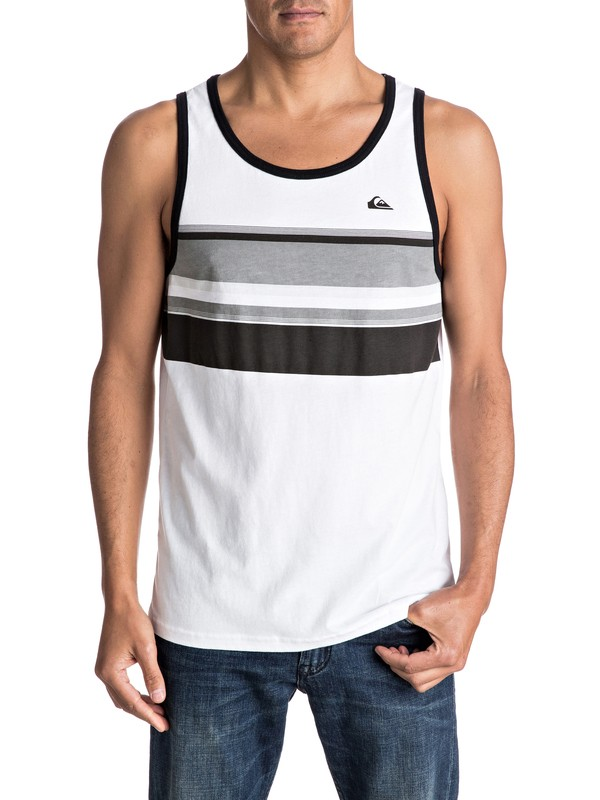 0 Swell Vision Tank  AQYZT04596 Quiksilver