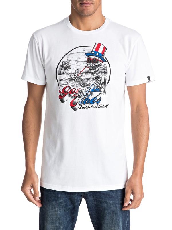 0 Cheers - T-Shirt  AQYZT04601 Quiksilver