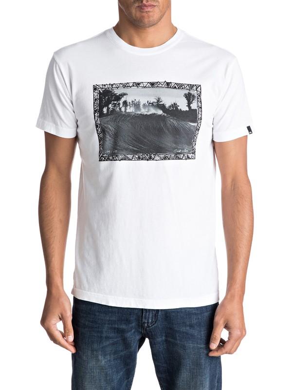 0 Camiseta Photog  AQYZT04606 Quiksilver