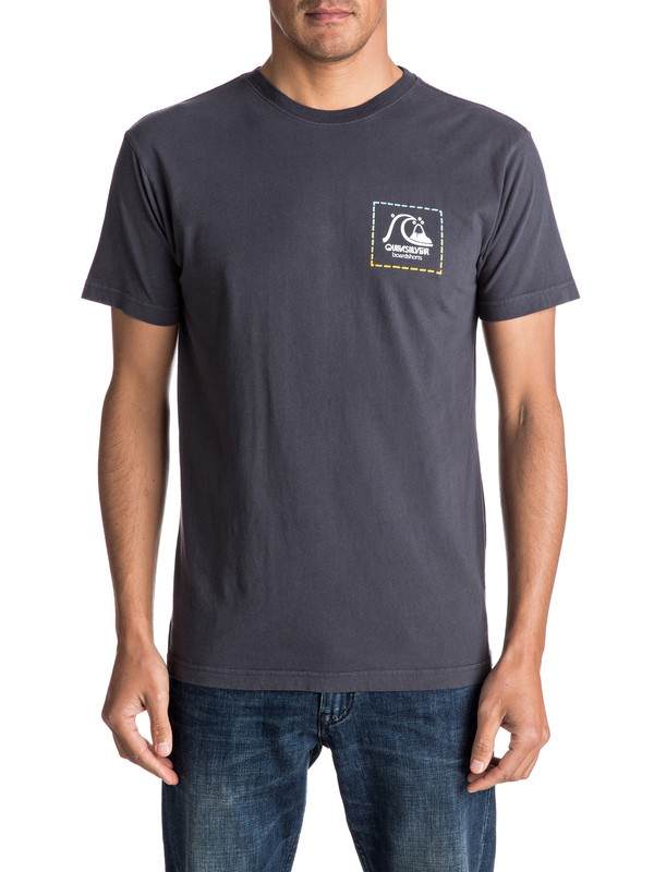 0 Original Patch Tee  AQYZT04608 Quiksilver