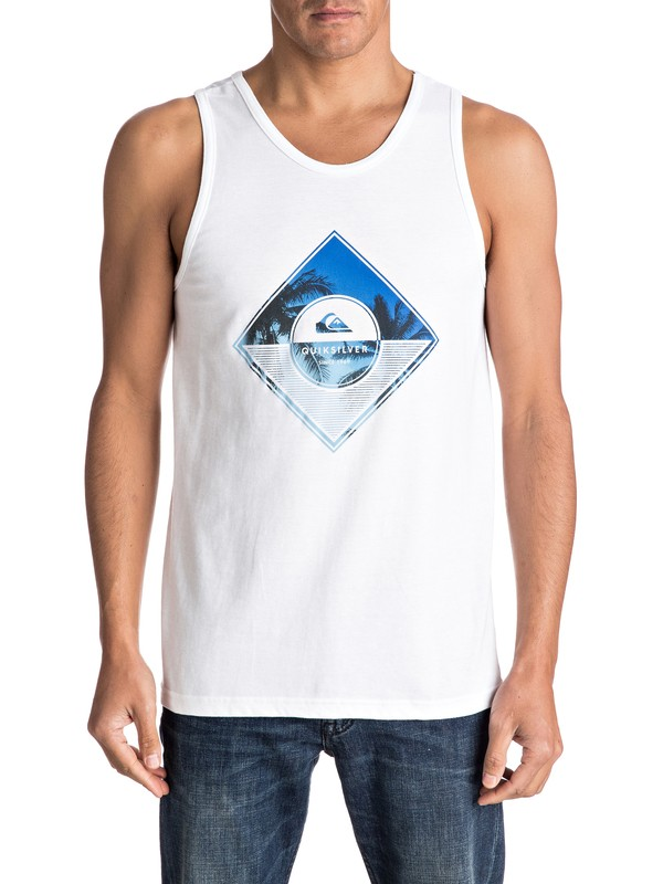 0 Intoxicated Tank  AQYZT04621 Quiksilver
