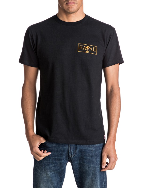 0 The Rigger Tee  AQYZT04649 Quiksilver