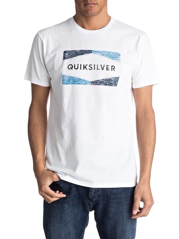 0 Chappy - T-Shirt  AQYZT04747 Quiksilver