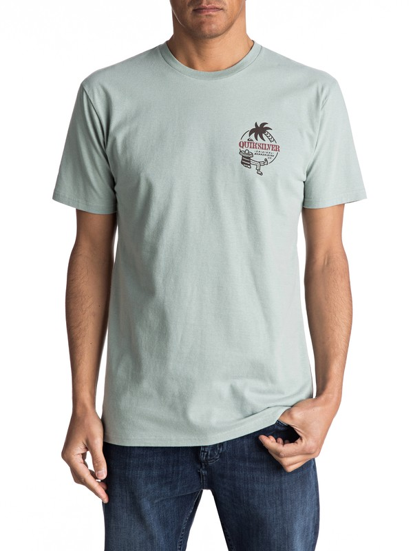 0 After Surf Tacos Tee  AQYZT04751 Quiksilver