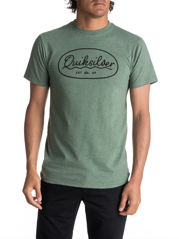 0 Simple Times - T-Shirt  AQYZT04988 Quiksilver