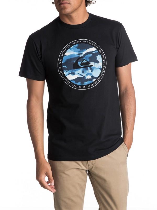 0 Hombres Camiseta  Resin Feel  AQYZT04989 Quiksilver