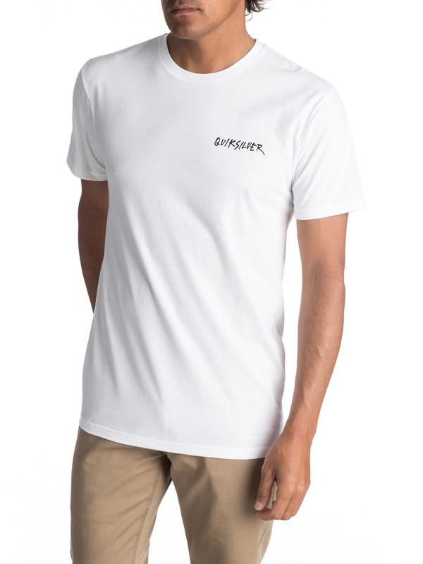 0 Hombres Camiseta  Peace Shout  AQYZT04996 Quiksilver