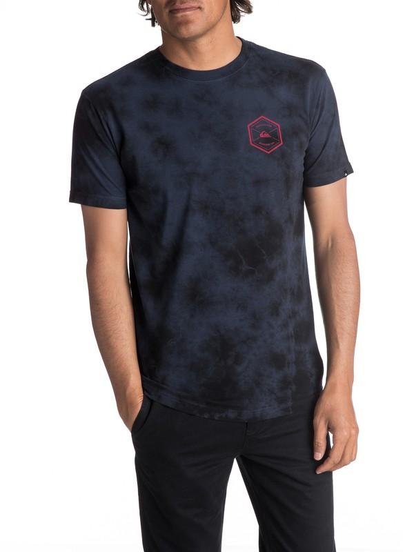 0 Men's Octo Dye Tee  AQYZT05018 Quiksilver