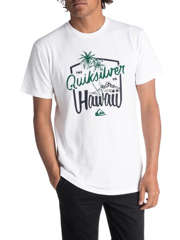 0 Hombres Camiseta  Tripps  AQYZT05062 Quiksilver