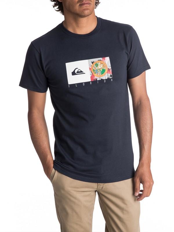0 Hombres  Camiseta Florida Coast  AQYZT05073 Quiksilver