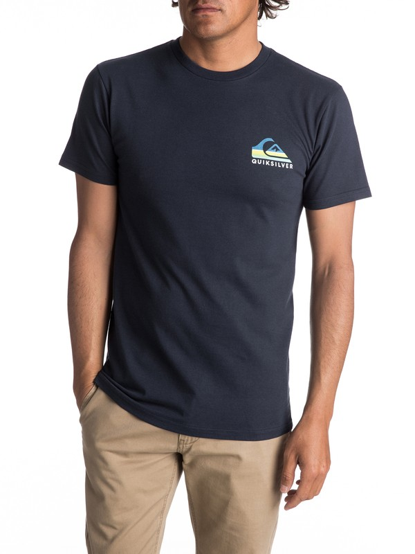 0 Swell Vision Tee  AQYZT05079 Quiksilver