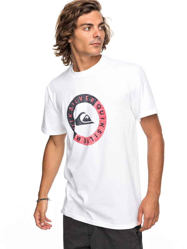 0 Shores Away Tee  AQYZT05123 Quiksilver
