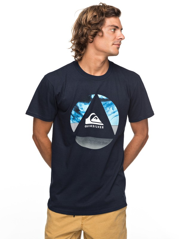 0 Fluid Turns Tee  AQYZT05124 Quiksilver