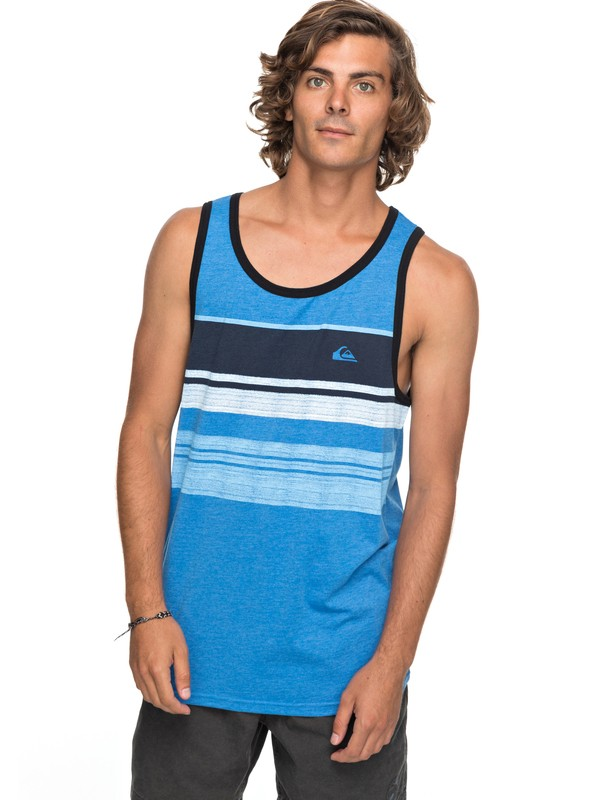 0 Swell Vision Tank  AQYZT05163 Quiksilver