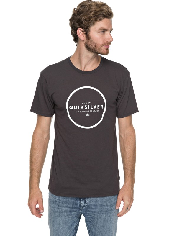 0 Hunter Down Tee  AQYZT05194 Quiksilver