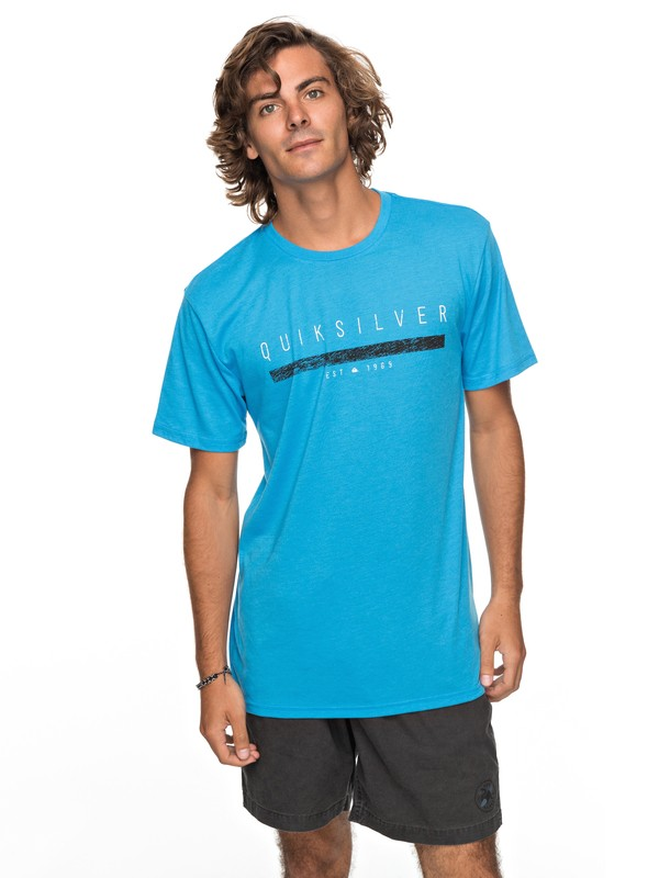 0 Static Technical Tee  AQYZT05196 Quiksilver