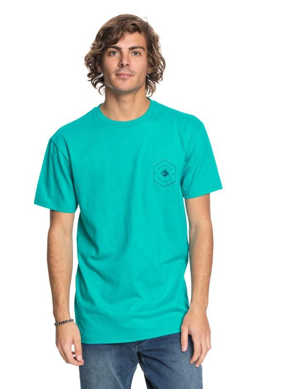 0 Men Hexa Gone Camiseta  AQYZT05409 Quiksilver