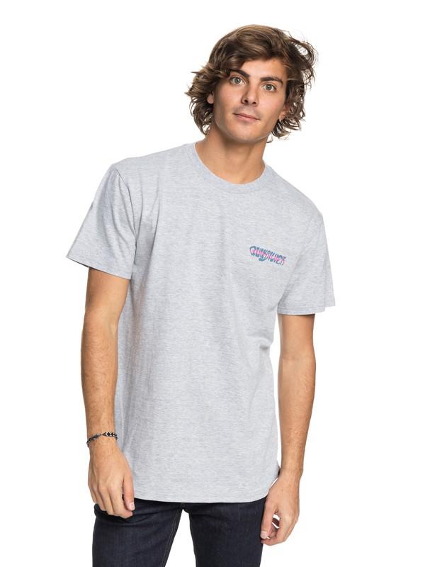0 Trippy Tree - T-Shirt  AQYZT05410 Quiksilver