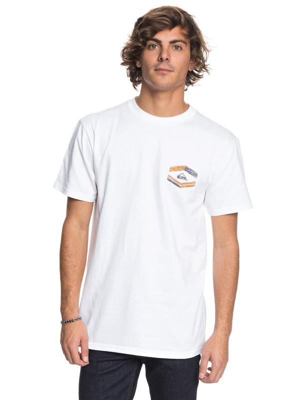 0 Major Tone - T-Shirt  AQYZT05411 Quiksilver