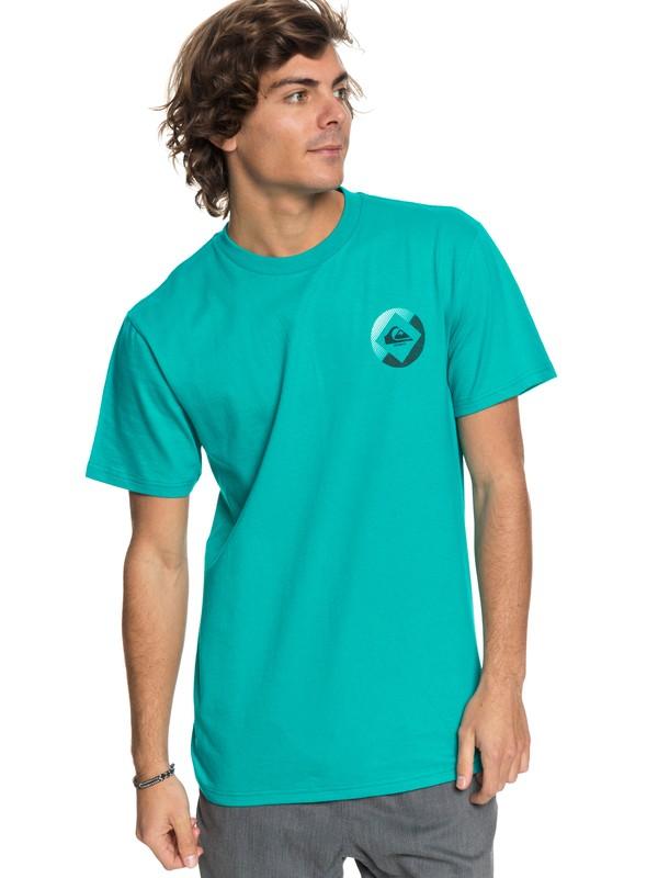 0 Men Hot Plate Camiseta  AQYZT05415 Quiksilver