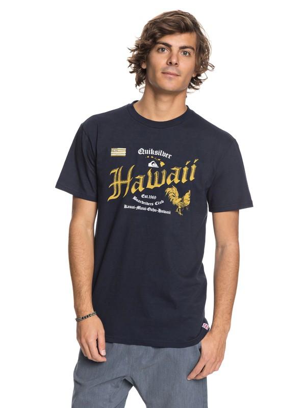 0 Men Hawaii Rooster Camiseta  AQYZT05427 Quiksilver